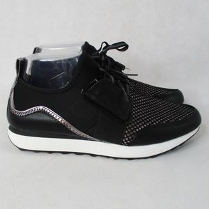 A New Day Womens Lace Up Fashion Sneakers